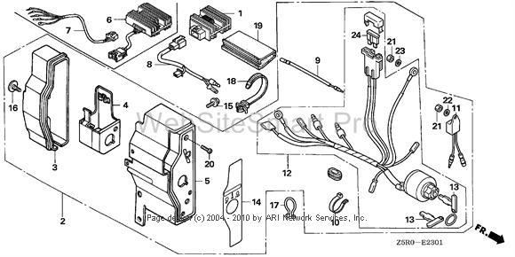 HONDA GX390 Charging System | Hobbyist ForumsHobby Talk