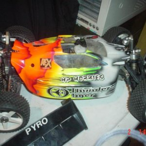 Picture 390 Thunder Tiger EB4S3 1/8th Buggy SOLD