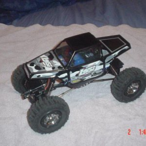 Picture 401 Losi Mini Rock crawler all stk.