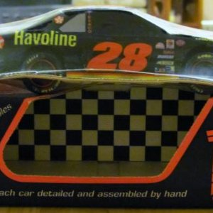 "WOODEN-OODENS""1992 #28 Texaco/Havoline / Ford Thunderbird"" MINT IN BOX"