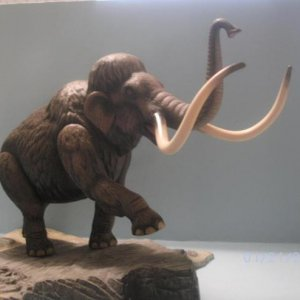 Woolly Mammoth 2012
