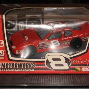 1:32 scale radio control #8 dale jr, nascar never out of box.