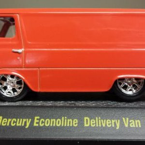 "Kustomized WalMart Only 1965 Mercury Econoline Delivery Van - ""Obsession"""