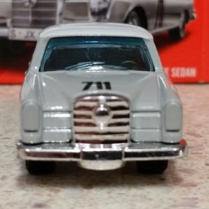 100 100 MB1212 GKK40 M38 GKN87 DNK70 1962 '62 Mercedes Benz 220 SE Sedan   Matchbox 02