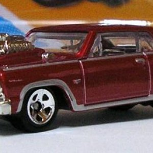 2 247 2 50 V5290 05A1 5785 2341N D94 1964 '64 Chevy Chevelle SS   Hot Wheels 01