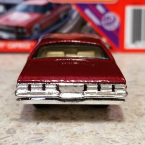 53 100 FYP27 MB1172 M38 GKN78 DNK70 1975 '75 Chevy Caprice   Matchbox 02