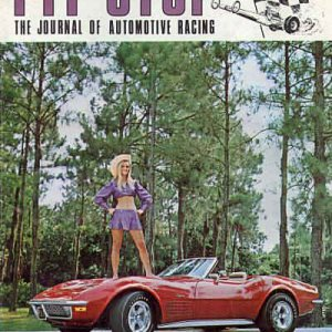 1970 Pit Stop Magazine Cover