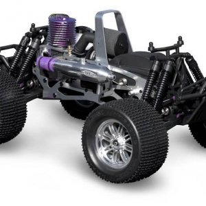 HPI Savage SS 4.6 Chassis