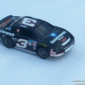 Dale Earnhardt #3 TYCO slot car