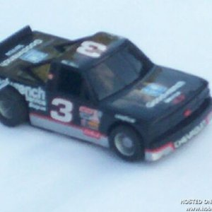 Mike Skinner #3 Tyco slot car