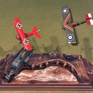 Red Baron's Last Dogfight