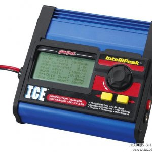 IntelliPeak Ice DC Competition Charger/Discharger/Cycler