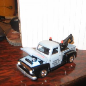 route 66 tow truck