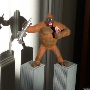 Mego Models, King Kong, 1970's