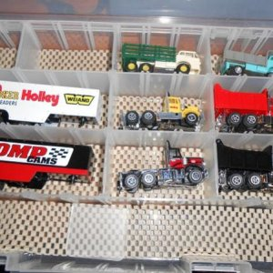 trucks/display