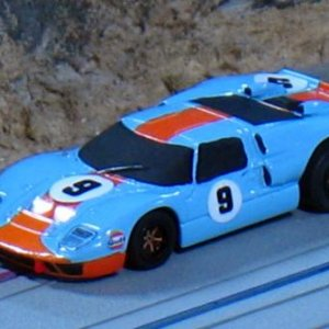 Ford GT40   9 Front   1