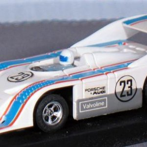 AFX Porsche 917 10 White Blue Red RC 23 Front