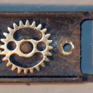 Tony Car Chassis Gear Plate   2