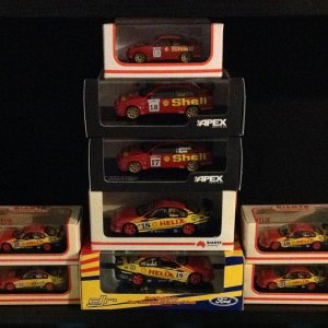 DJR Shell Ford Collection