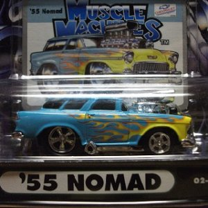 Muscle Machines '55 Nomad 02-17