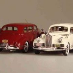 Packard 180 limousine advertising online forum