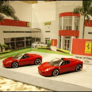 Ferrari Dealership Dio