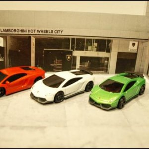 Lamborghini Dealership Dio