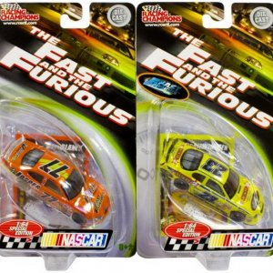 Racing Champions - Special Edition - Fast & Furious promotion cars