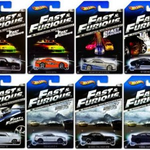 Hotwheels - Fast and Furious series