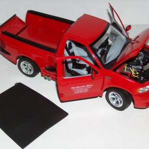 Bburago - Ford F150 Lightning (the Fast and the Furious)