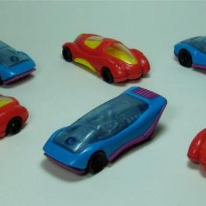 McDonald's Happy Meal Hot Wheels from 1994