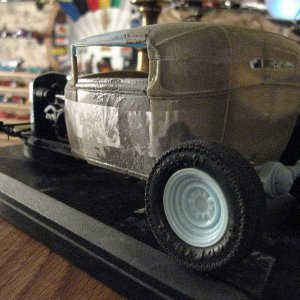1/16 Model A Ford