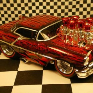 56 OLDS CRIMSON TIDE 001