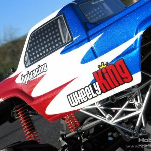 HPI Mini GT-1 1/12th scale monster truck body