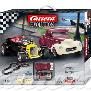 Carrera slot cars for 2007