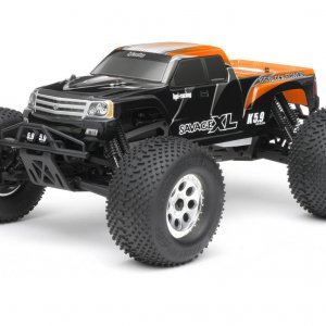 SAVAGE XL 5.9 WITH GT GIGANTE TRUCK BODY