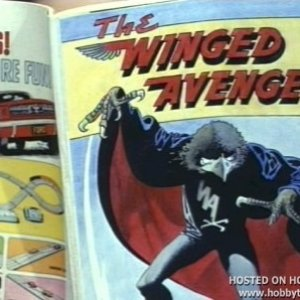 The Winged Avenger