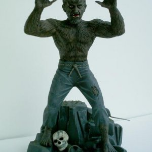 WOLFMAN 1. It is written in stone that The Wolfman shalt have blue trousers. I broke the law…...