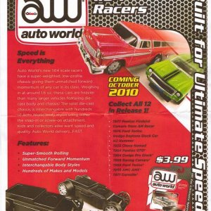 autoworld puch car flyer