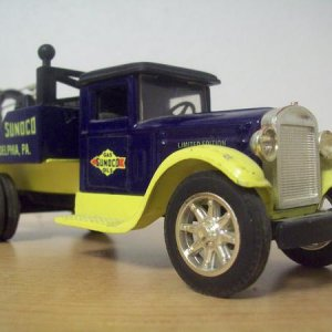 Mack 1/24 tow, This also was my wife's Grandpa's.