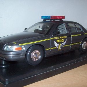 '99 Crown Vic OSHP 1/24