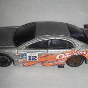 2000 HotWheels Race car