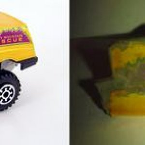Rocky Mountain Rescue HOTWheels (80's 90's)